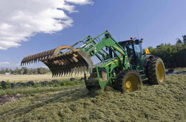 Flintoft Contractors Culverden, Grass Silage