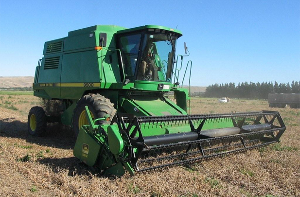 GRAIN & SEED HARVESTING Culverden Flintoft