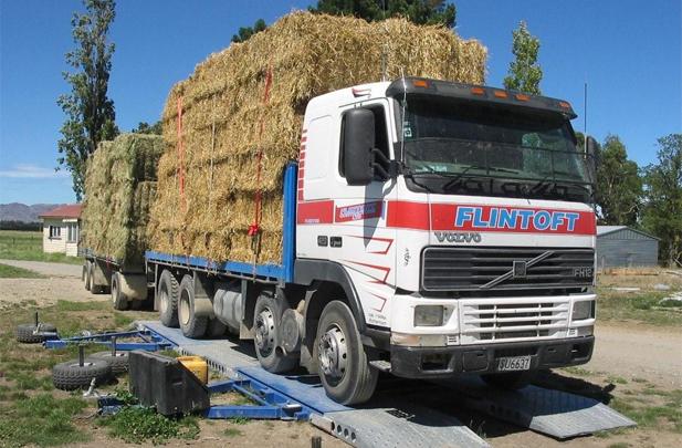 Hay & Straw Cartage Weigh Bridge Flintoft