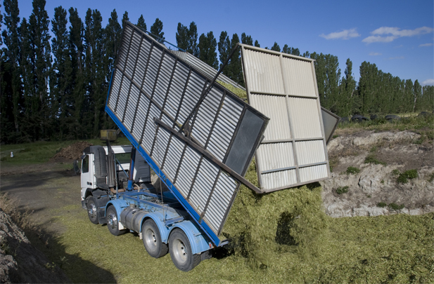 Silage contractor rotherham Flintoft