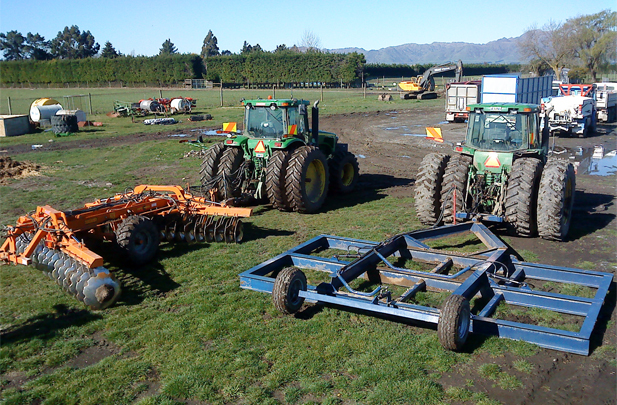 Flinftoft Contracting Cultivation
